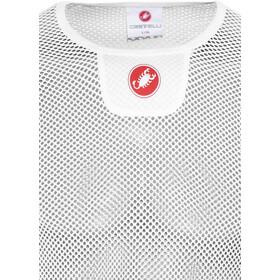 Castelli Core Mesh 3 Sous-maillot à manches courtes Homme, white